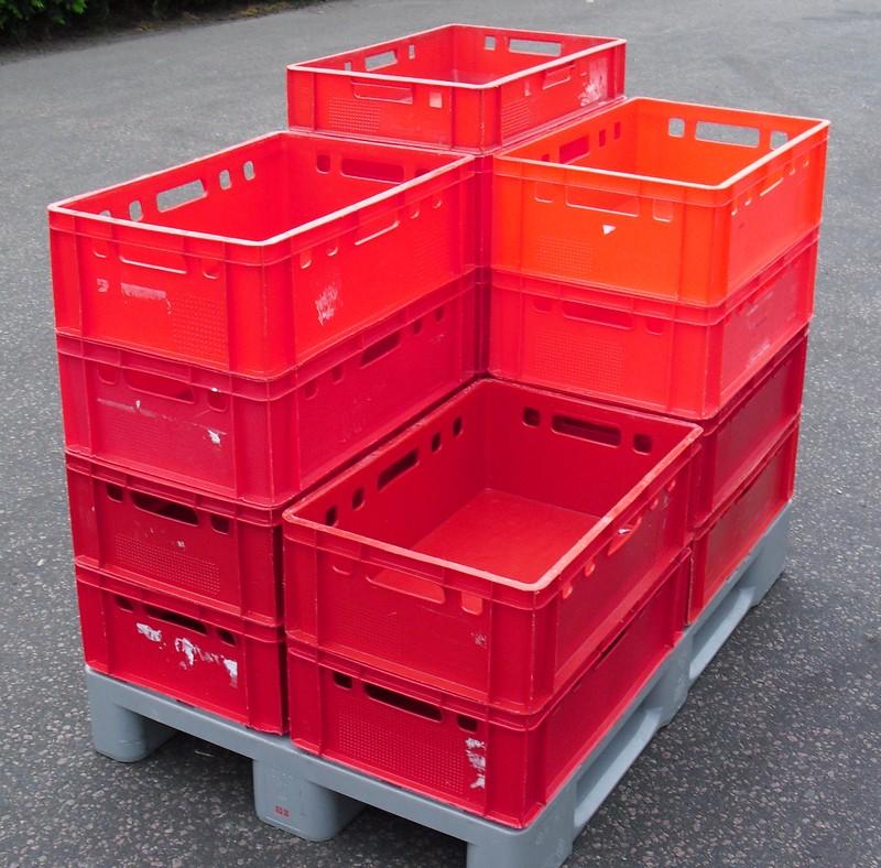 E1 und E2-Kisten